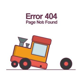 Erreur 404 - page non trouvée