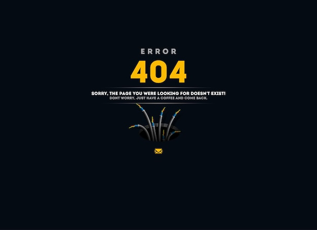 Erreur 404.