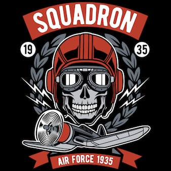 Escadron air force