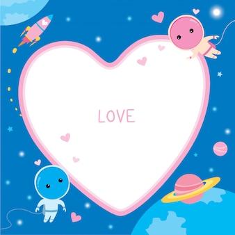 Espace d'amour