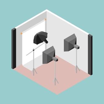 Espace studio photo