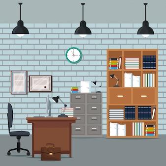 Espace de travail office