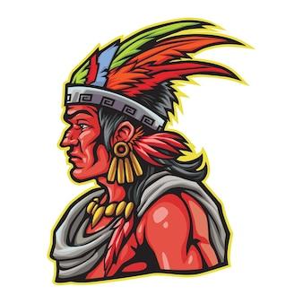 Esport guerrier tribal