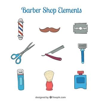 Esquisses coiffure mignon boutique accessoires