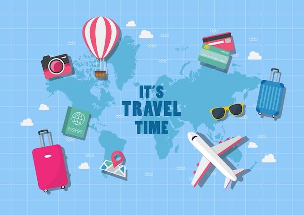 C'est le temps du voyage