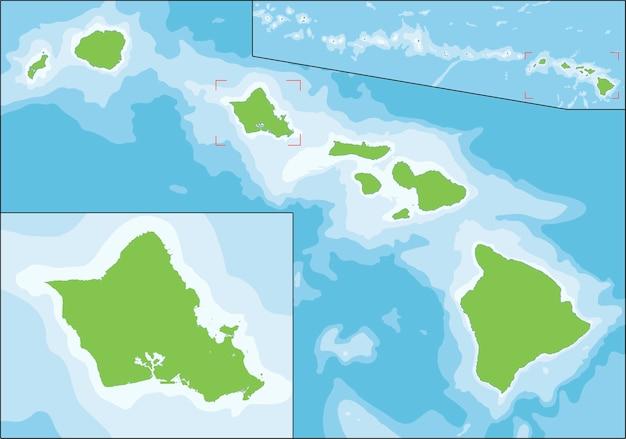 État d'hawaï