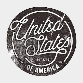 Les états-unis d'amérique