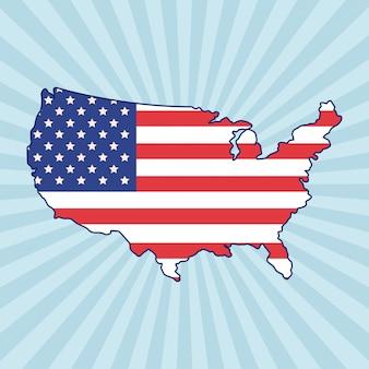 États-unis pays homme tête sans visage