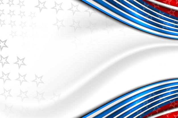 Etats-unis pour la fête de l'indépendance
