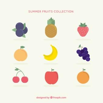 Eté fruits