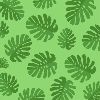 Été tropical laisse fond
