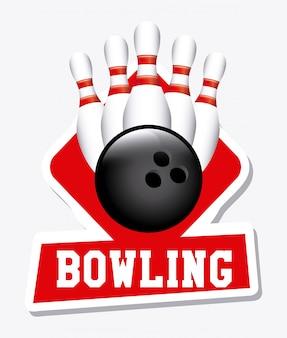 Étiquette de bowling
