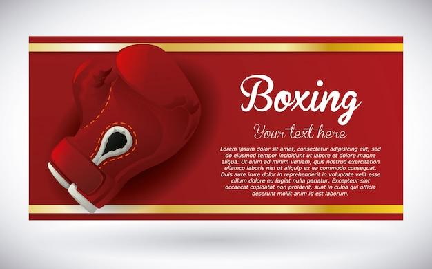 Étiquette de boxe