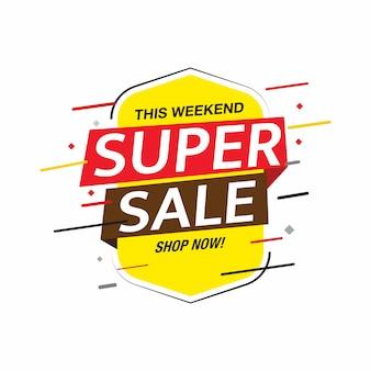 Étiquette de vente et offre spéciale, étiquettes de prix