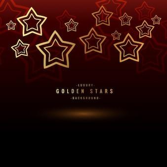 Étoiles fond
