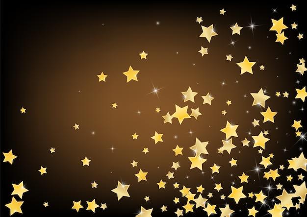 Étoiles de la galaxie d'or