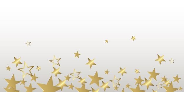 Étoiles de paillettes de noël