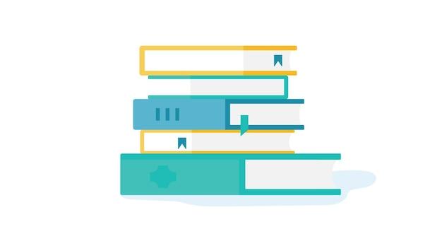 L'étude de la bannière web des cours de langues étrangères. concept d'apprentissage des langues étrangères.
