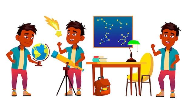 Étudiant en astronomie, astrophysique