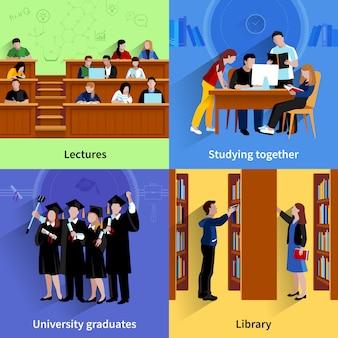 Étudier le concept de design des étudiants