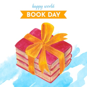 Événement international de la journée mondiale du livre
