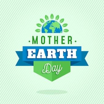 Événement de la journée internationale de la terre mère