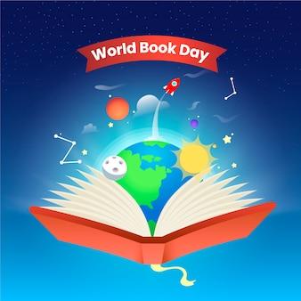 Événement de la journée mondiale du livre