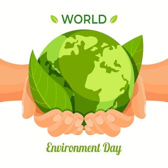 Événement de la journée mondiale de l'environnement