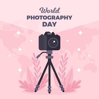 Événement de la journée mondiale de la photographie