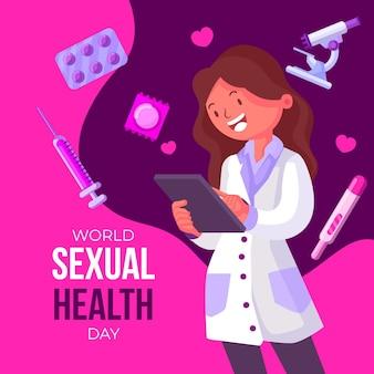 Événement de la journée mondiale de la santé sexuelle