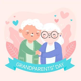 Événement de la journée nationale des grands-parents