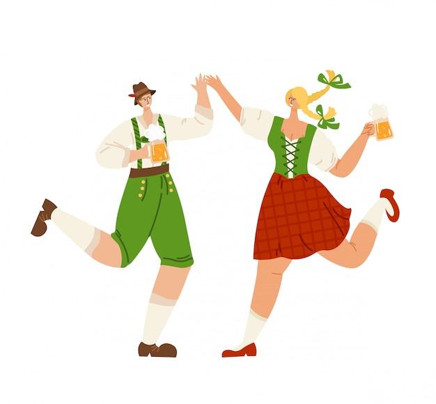Événement oktoberfest ou festival de la bière