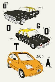 Évolution des voitures