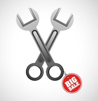 D'excellents outils à vendre