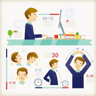 Exercices de bureau