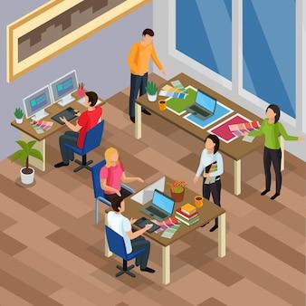 Expérience en agence de publicité avec développement d'idées et travail