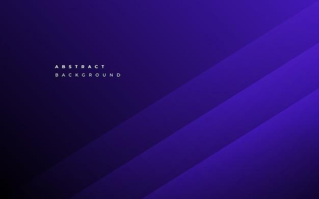 Expérience en bleu abstrait minimaliste