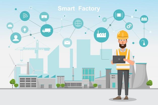 Fabrication automatisée intelligente