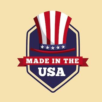 Fabriqué aux états-unis
