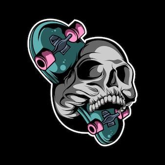 Fais du skate ou meurs