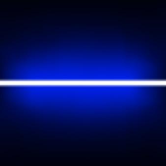 Faisceau laser. néon.