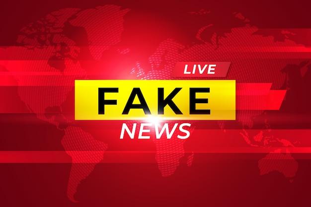 Fake news streaming en direct