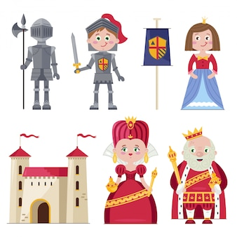 Famille royale et chevalerie