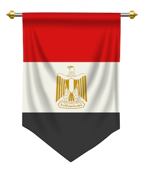 Fanion d'egypte