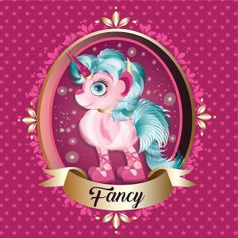 Fantaisie ponny