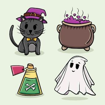 Fantôme halloween