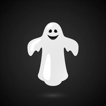 Fantôme. halloween.