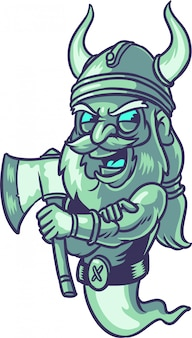 Fantôme viking