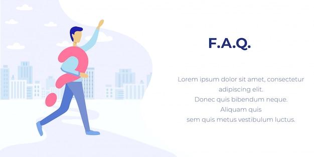 Faq sur les bannières publicitaires application de service en ligne