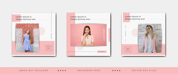Fashion_instagram_post_template_square_banner_collection_pink